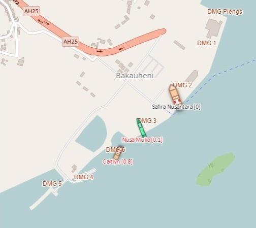 Info Pelabuhan Merak Bakauheni Hari Ini Rabu 7 Juni 2017